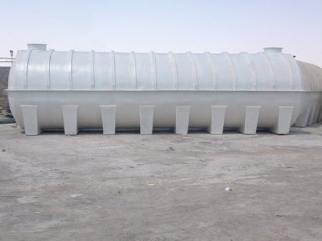 Fiber Glass Tanks