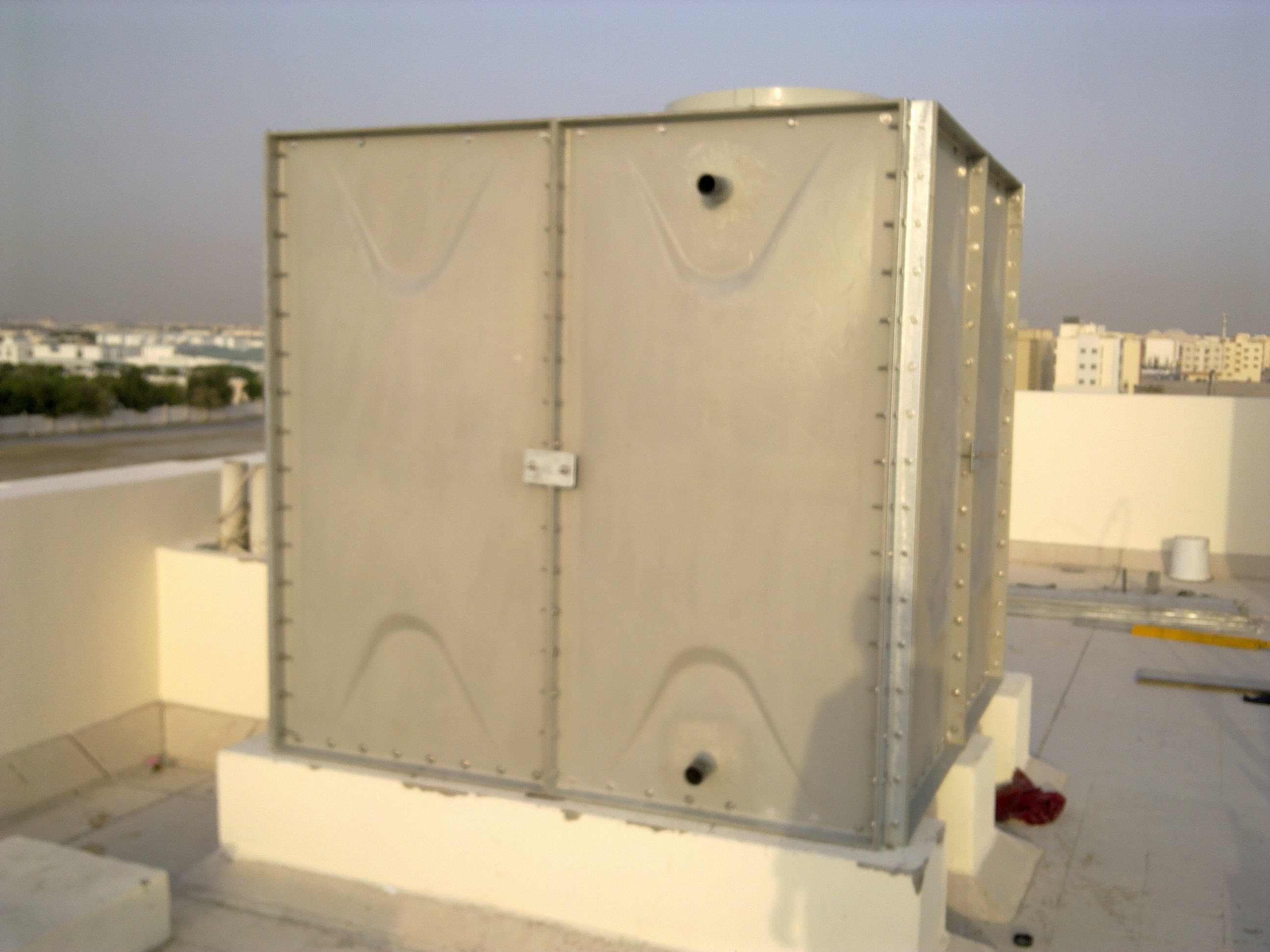 GRP PANEL HOT PRESS